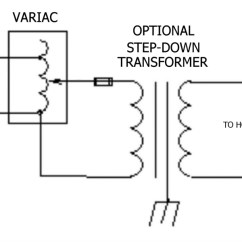 Variac Variable Transformer Wiring Diagram Need General Information Relating To Hot Wire Applications:
